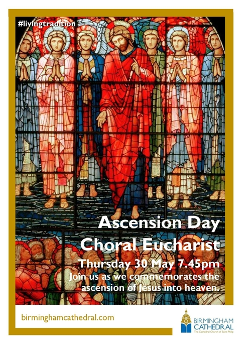 Ascension Day Choral Eucharist