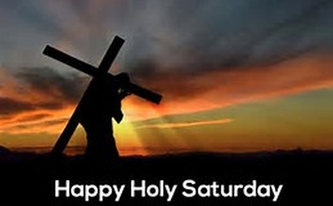 Holy Saturday - Compline and Easter Vigil