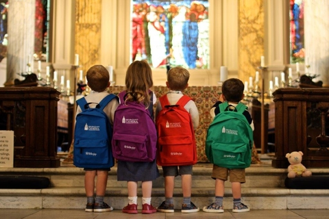 School Bag Blessing Service