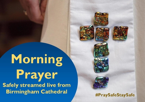 Live Stream - Morning Prayer