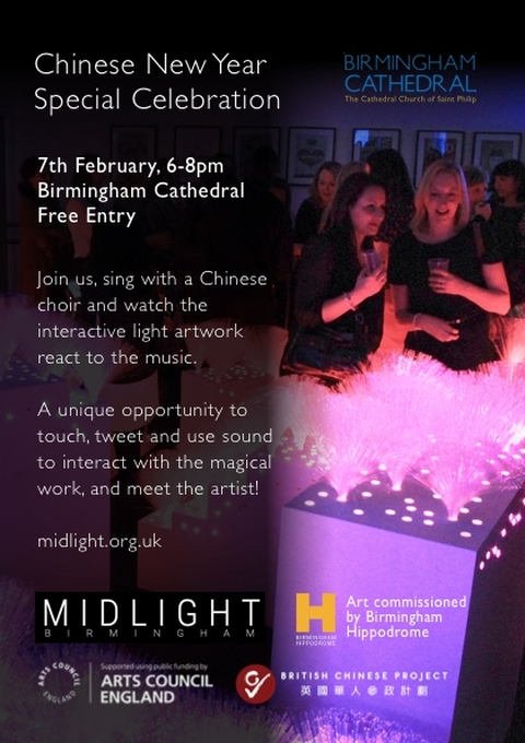 Midlight Chinese New Year Celebration