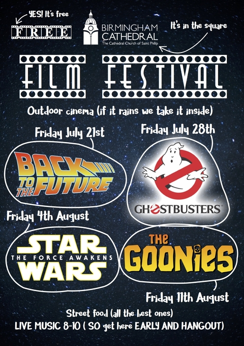 FREE Film Festival - The Goonies